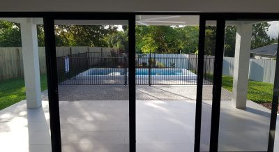Invisi-gard screens and doors offer unparalleled view retention